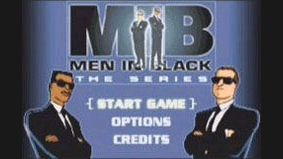 Men in Black : The Series