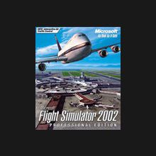Flight Simulator 2002 Pro