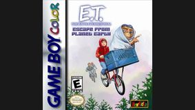 E.T. l' Extra-Terrestre : Escape from Planet Earth