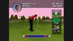 Tiger Woods PGA Tour Golf 2001