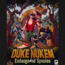 Duke Nukem : Endangered Species
