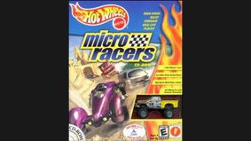 Hot Wheels Micro Racer