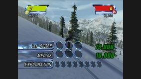 Amped : Freestyle Snowboarding