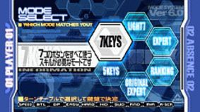 Beatmania IIDX 6th style : New Songs Collections