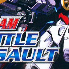Gundam : Battle Assault