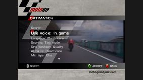 MotoGP : Ultimate Racing Technology Online