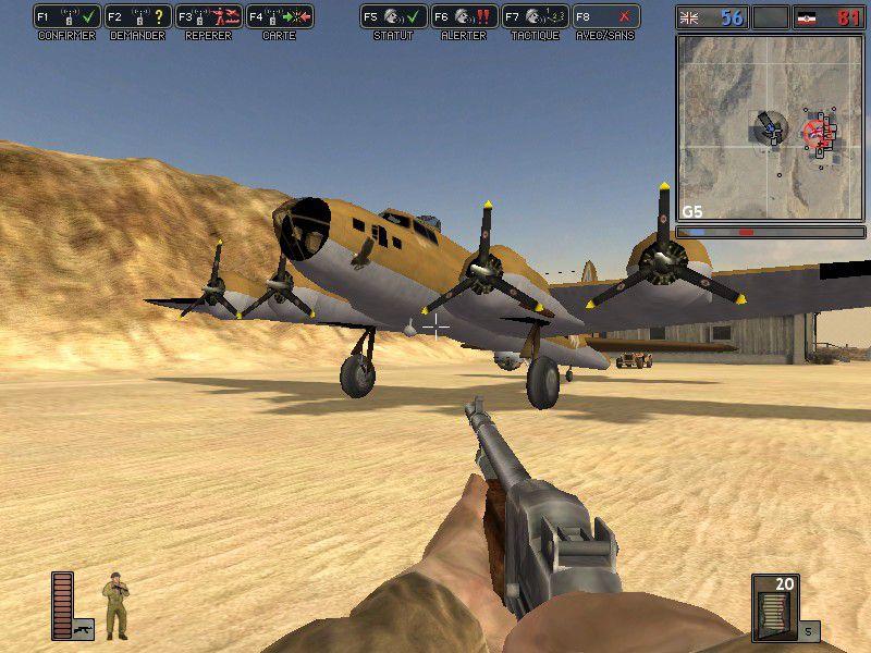 Cet avion est un monstre... vos amis peuvent même spawn dedans !