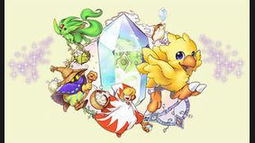 Chocobo Land : A Game Of Dice