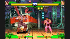Street Fighter Alpha 3 Upper