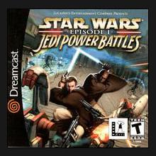 Star Wars Episode I : Jedi Power Battles