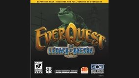 EverQuest : The Legacy of Ykesha