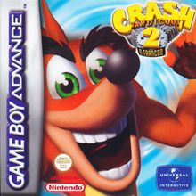 Crash Bandicoot 2 : N-Tranced