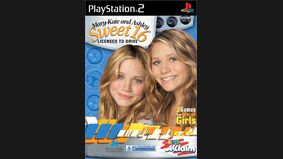 Mary-Kate and Ashley : Sweet 16, Licensed to Drive