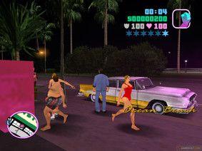 jeux de gta vice city sur clubic