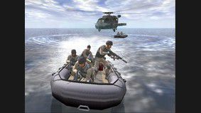 Delta Force Black Hawk Down : Team Sabre