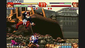 The King of Fighters EX2 : Howling Blood