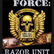 Shadow Force : Razor Unit