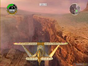 Test Crimson Skies : High Road to Revenge - Xbox - Gamekult