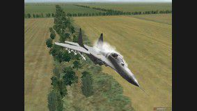 Air Combat Simulation : Lock On
