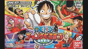 One Piece Going Baseball