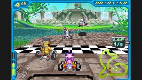 Digimon Racing