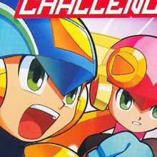 Mega Man Battle Chip Challenge