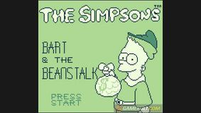 The Simpsons : Bart and the Beanstalk