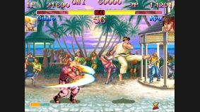 Hyper Street Fighter II :  The Anniversary Edition