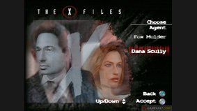 X-Files : Resist or Serve