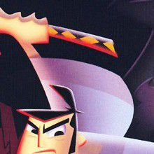 Samurai Jack : The Shadow of Aku