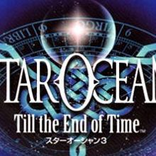 Star Ocean Till the End of Time (Japan Ver.)