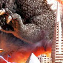 Godzilla : Save the Earth