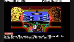 Police Quest 2 : The Vengeance
