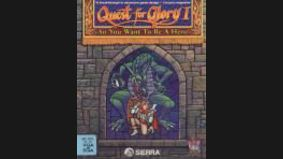 Quest For Glory : So You Want To Be A Hero