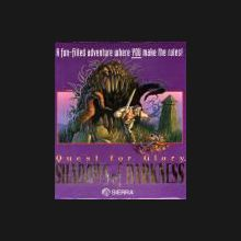Quest for Glory IV : Shadows of Darkness