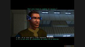 Star Wars : Knights of the Old Republic II