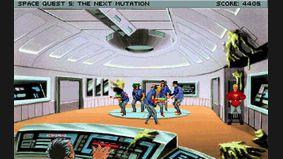 Space Quest V : La Mutation Suivante
