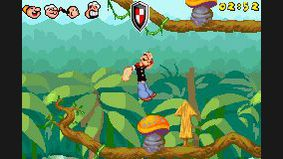 Popeye : Hush Rush for the Spinach