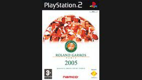 Roland Garros 2005  : Powered by Smash Court Tennis