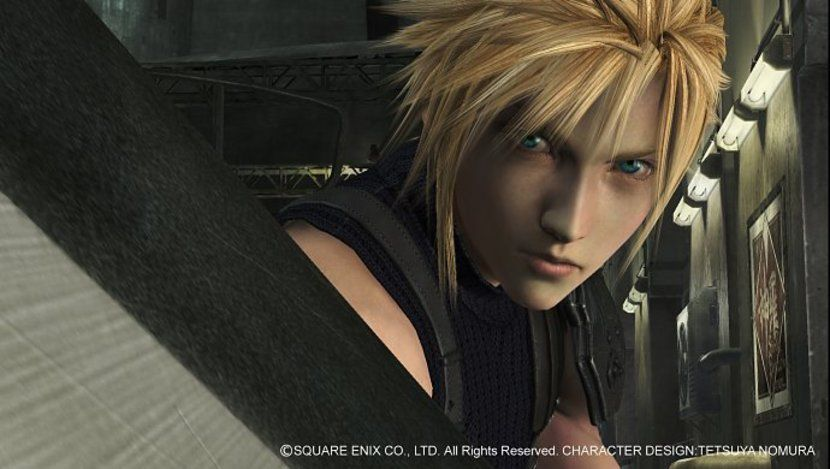 Cloud FF7 Advent Children