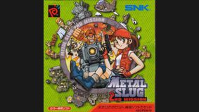 Metal Slug 2nd Mission
