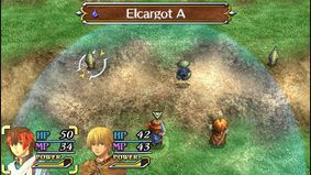 The Legend of Heroes IV