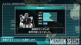 Gundam Battle Tactics