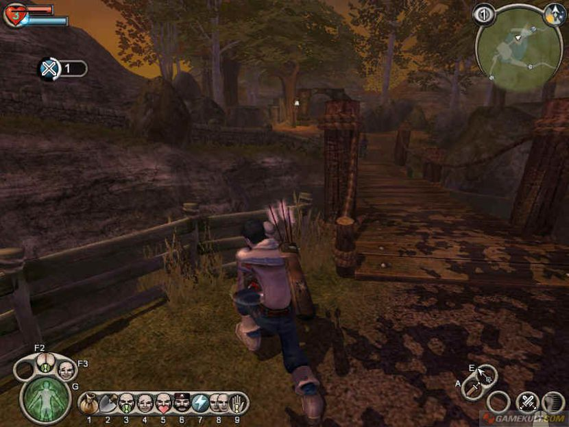 Test Fable : The Lost Chapters PC Gamekult
