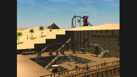 RollerCoaster Tycoon 3 : Distractions Sauvages