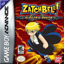 Zatch Bell !! Electric Arena