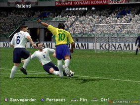 Test Pro Evolution Soccer 5 - PlayStation 2 - Gamekult
