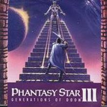 Phantasy Star III : Generations of Doom