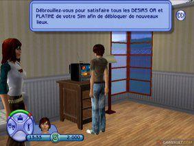rencontres Sims GBA jeux est le branchement de césure