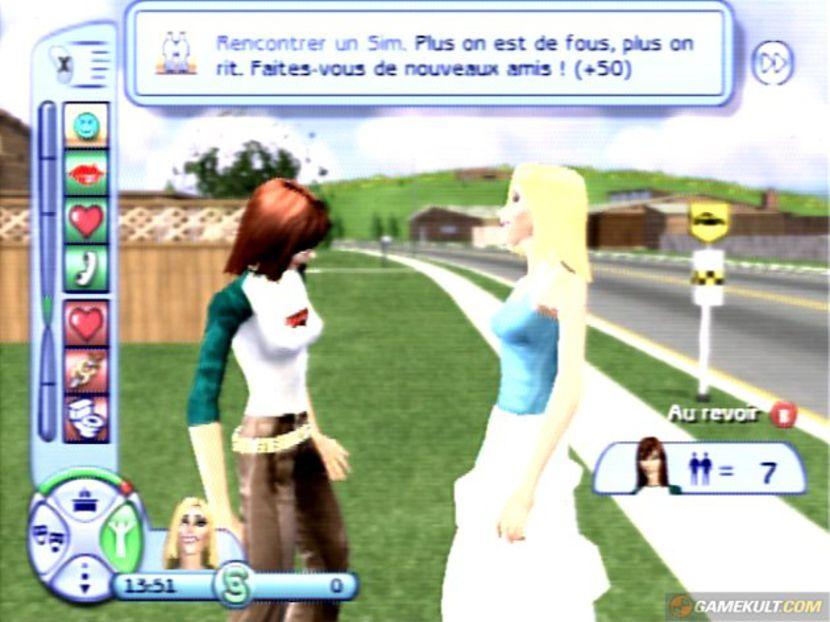 rencontres interactives jeux Sims Combien de temps est la datation du carbone exacte